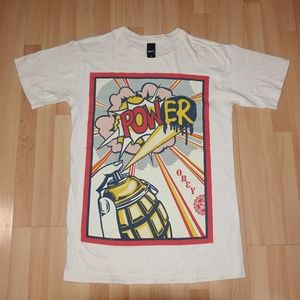 Obey Power Spray Paint T-Shirt